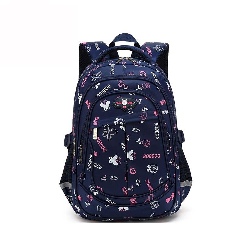Childrens schoolbags printing Girls Backpack School Bags ...