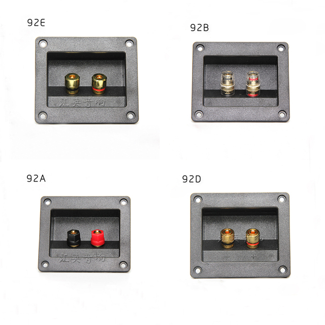 audio cable connector terminal two speaker junction box wiring board rh aliexpress com Electrical J- Box Junction Box Installation