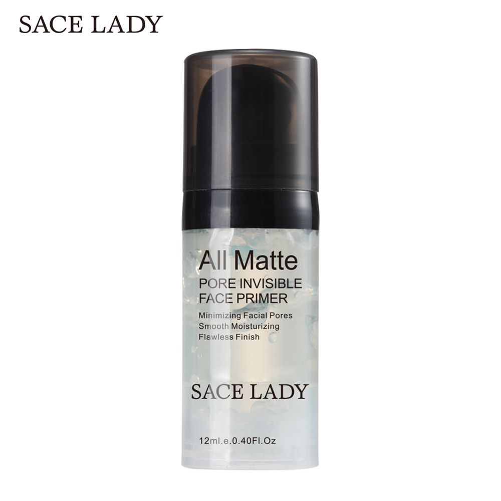 SACE LADY Perfecting Base Face Primer Hide Pore Smooth Liquid Makeup Long lasting Moisturise Matte Foundation primer