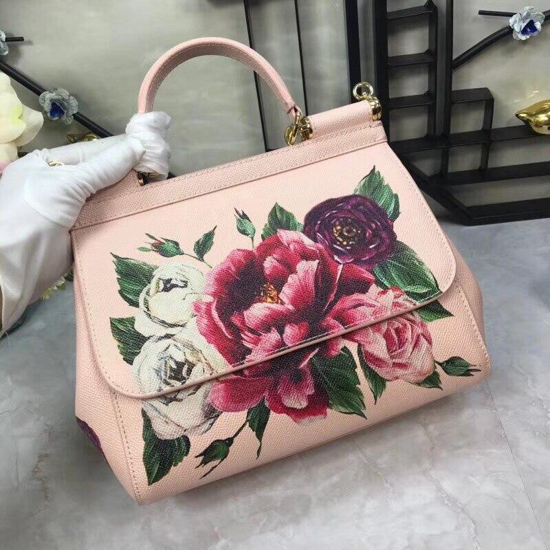 Luxus Marke Berühmte Handtaschen Echtem 100 Taschen Leder Umhängetaschen Wg06414 Runway Frauen Für Designer vxwHSqSE
