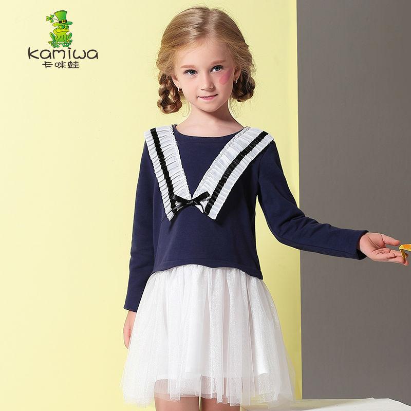 Long Sleeve Preppy Dresses