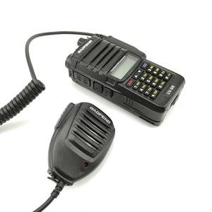Image 3 - 1/2/5pcs originale Baofeng UV 9R impermeabile PTT altoparlante Mic microfono per Baofeng UV 9R A58 UV XR GT 3WP WP Retevis RT6