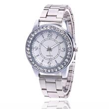 TEMPTER New Brand Gold Rhinestone Casual Quartz Watch Women Full Steel Watches Luxury Watches Relogio Feminino gifts Clock 2017
