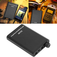 Portable Hifi Headphone Amplifier High Fidelity Digital Amp Stereo Music Amplify