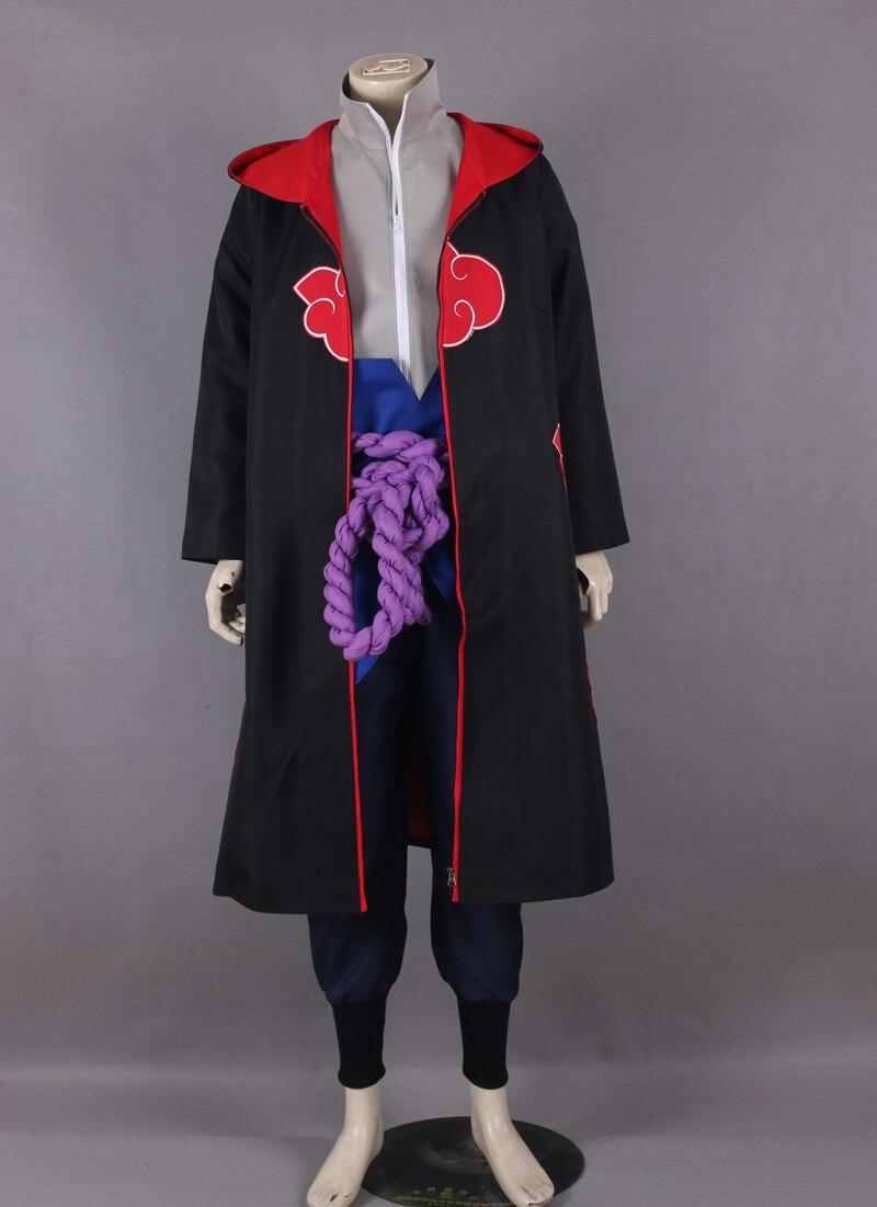Naruto Eagle Organization Uniform Cosplay Costume  Anime Crazy Store