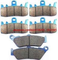Motorcycle Resin Brake Pads Set Fit BMW R1200 R1200GS R 1200 GS Adventure 2014 Up