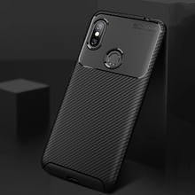 Ikrsses Case For Xiaomi Redmi Note 6 Luxury Carbon Fiber Ultra Thin Silicone Soft TPU Case for Xiaomi Redmi Note 6 Pro Cover for xiaomi redmi s2 y1 case ultra thin color tpu silicone cover for redmi y2 s2 case solid color frosted soft back cover