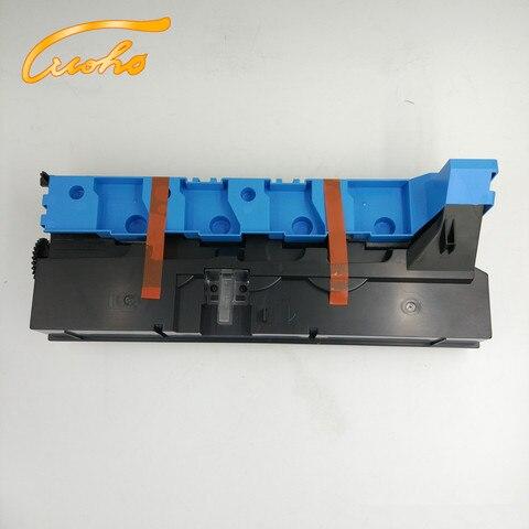c284e c284 c364 c454 c7822 frasco de residuos toner recipiente