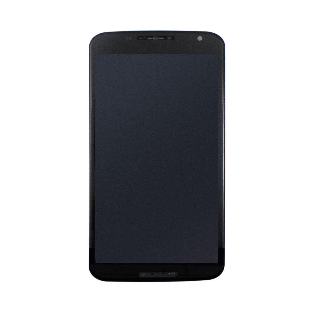Nouveau écran LCD numériseur tactile + cadre pour Motorola Google Nexus 6 XT1100 XT1103
