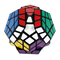 Strengthene cubo neo megaminx enigma velocidade plástico jogo profissional cubo para crianças & brinquedo adulto
