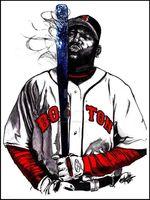 084 David Ortiz-Big Papi Dominican-Mỹ Bóng Chày MLB 24
