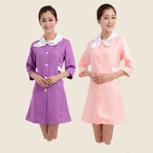 Hospital Uniform Women Short Sleeve Medical Scrubs Suit New Arrival Nursing Uniforms