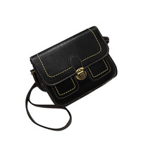 Women messenger bags Soft Leather Ladies Handbag Fashion Metal Logo Small Spinner Shoulder Bags Casual Tote Gift bolsos mujer