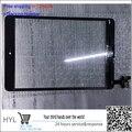Оригинальный Черный/белый Сенсорный Экран Стекла сенсорный экран Digitizer Для ipad mini 3 бесплатная доставка с отслеживать нет