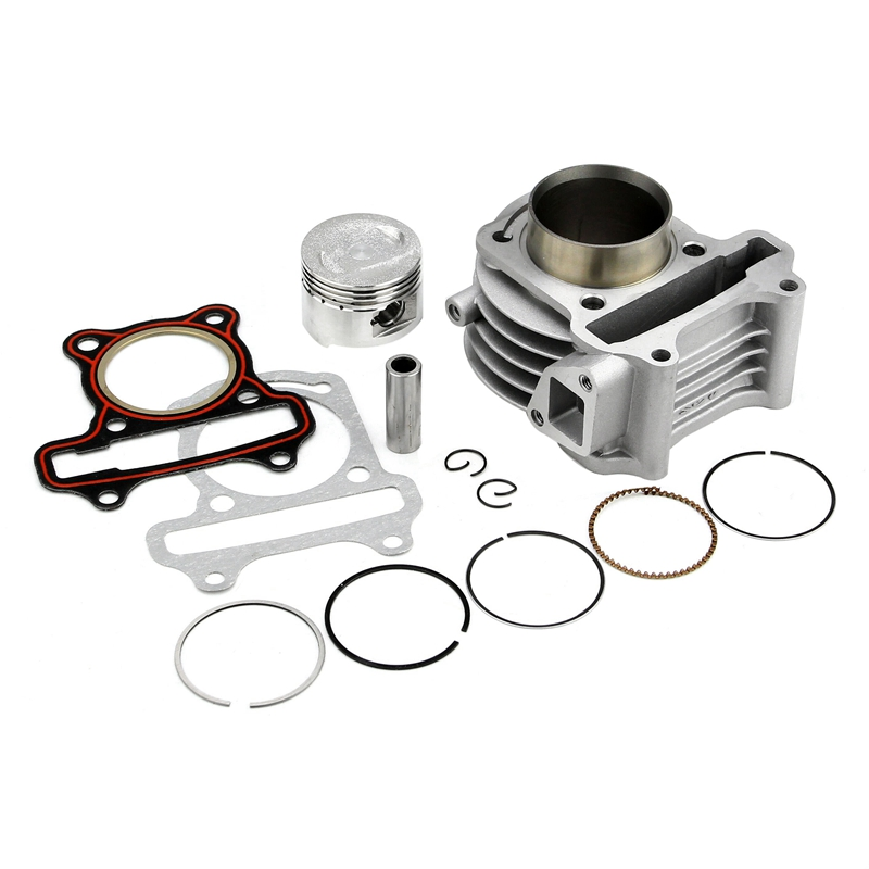 Gy6 Engine Large Cylinder Cylinder Kit 100Cc 50Mm For Gy6 Engine 100Cc Motorcycle Scooter