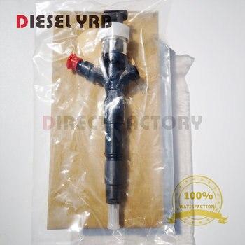 Injecteur à rampe commune neuf 095000 7800, 095000 7801 pour Euro IV 23670 30310, 23670 39285|Commande et pièces des injecteurs de carburant| |  -
