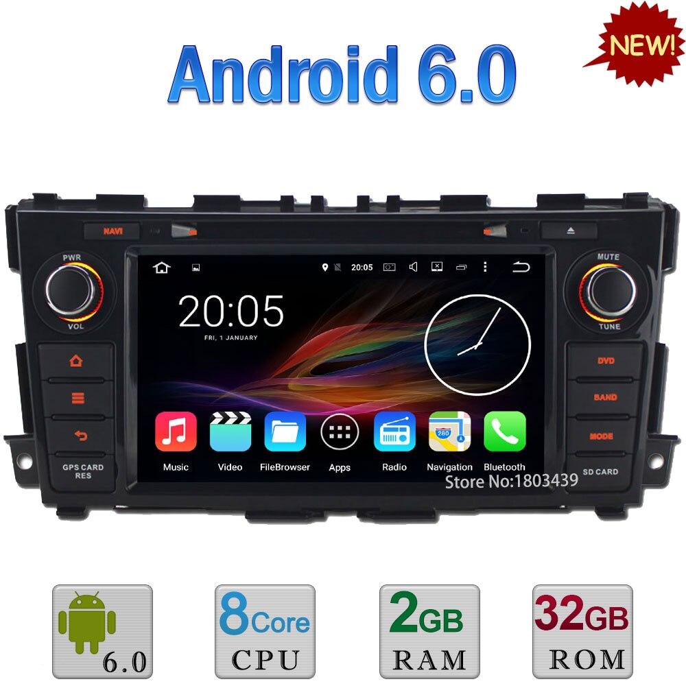 8 Android 6 0 Octa Core 3G WIFI 2GB RAM 32GB ROM Car DVD Multimedia Player