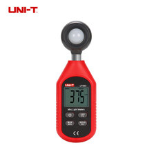 UNI-T UT383 Digital Luxmeter Light Meter Lux / FC Meters Luminometer Photometer 200,000