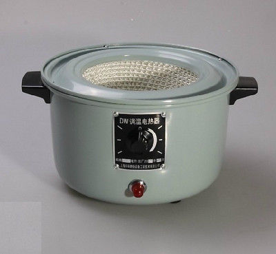 2000ML 220V 500W Electric Temp Adjust Heating Mantle Lab Flask Heater Sleeve