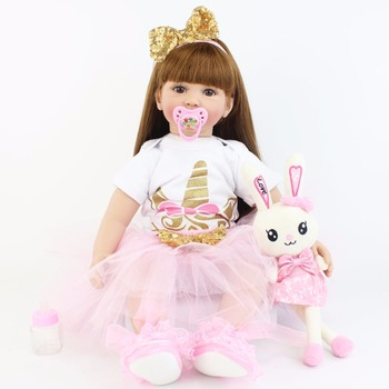 Girl Vinyl Princess Toddler Babies Alive Bebe