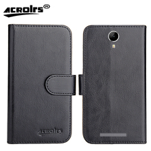 Aligator S5062 Duo IPS Case 2017 6 Colors Dedicated Flip Leather Exclusive 100% Special Phone Cover Cases Card Wallet+Tracking стоимость