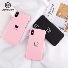 Lovebay Phone Case For iPhone 6 6s 7 8