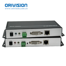 ZY-CKD501 4K* 2K DVI KVM приемопередатчик удлинитель более 120 Cat5/6 кабель с RA232/USB/EDID/Mic/аудио для мониторинга/безопасности