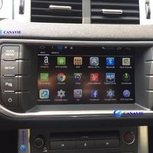 Android автомобильный Радио DVD gps навигация Центральный Мультимедиа для Evoque cherevoque Range Rover Sport HSE freelander 4 2013