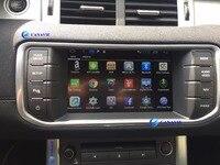 Android автомобильный Радио DVD gps навигации Центральный Мультимедиа для Evoque cherevoque Range Rover Sport HSE freelander 4 2013 2014 2015