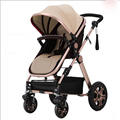Luxury upgrade Baby prams stroller bayb stroller for Newborn babies pram 0-4 year old BB poussette children baby pushchair