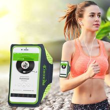 Running Bags Waterproof Sport Arm Band Case For iPhone 8 7 6 Plus Warkout Running Gym Running Sport Phone Bag cover