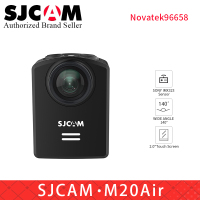 New SJCAM M20 Air Action Camera Waterproof Camcorder Mini Helmet Sports Camera 1080P NTK96658 12MP Outdoor Video Camera sj cam k