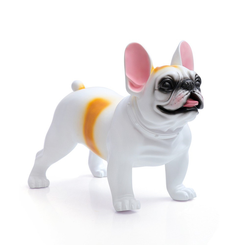Show Window Bulldog Figurines Pet Dog Statue Animal Art Sculpture Resin Crafts Home Decoration Accessories For Living Room R1087Show Window Bulldog Figurines Pet Dog Statue Animal Art Sculpture Resin Crafts Home Decoration Accessories For Living Room R1087