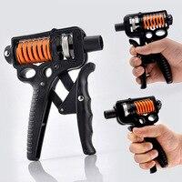 Запястье палец предплечье силовая тренировка Нескользящий Захват Усилитель Регулируемый диапазон сопротивления от 5 до 50 кг магазин XR-Hot