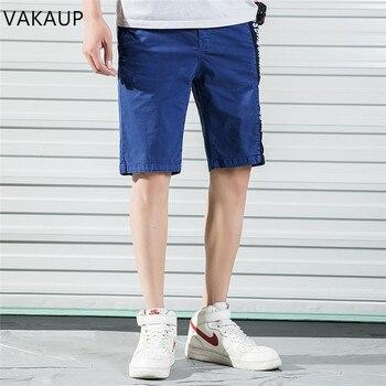 цена на 2019 New Men's Shorts Summer Men's Goods Shorts Men's High Quality Counterfeit Brand Clothing Men's Leisure