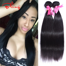 7A Unprocessed Brazilian Virgin Hair Straight 3 Bundles Brazilian Hair Weave Bundles Human Hair Extensions Sexy Formula Hair