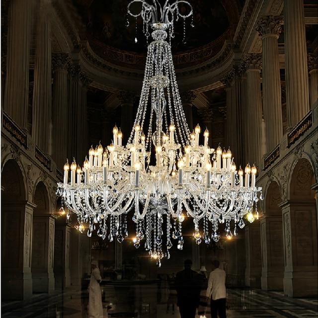 Large Modern Foyer Chandelier : Large crystal chandelier for living room foyer