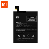 Original Xiaomi Redmi Note 3 Cellphone Battery 4050mAh BM46 High Capacity Rechargeable Cellphone Batteries Lithium Polymer