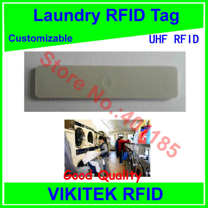 UHF RFID laundry tag 915MHZ 860-960MHZ Alien Higgs3 chip Silicone material 58x13x2mm can be washed and Ironing 50pcs 74 21mm rfid gen2 uhf paper tag with alien h3 chip used for warehouse management