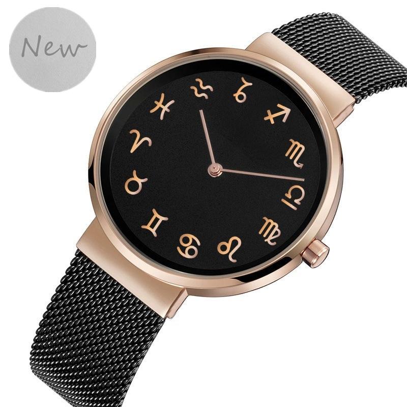 Men Watch Male Ultra Thin Dial Stainless Steel Band Waterproof Watches 2018 Top Brand Men Wristwatch relogio erkek kol saati