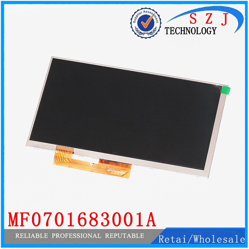 Free shipping Original 7'' inch Digital FPC-Y83509 V02 MF0701683001A LCD internal display screen richter 12224255111 28