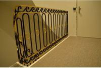 Su ordinazione ringhiere ringhiera design in metallo giardino ringhiere