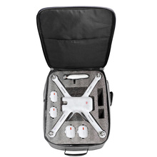 Сумка для Xiaomi Mi 4k 1080P FPV Drone радиоуправляемые Квадрокоптеры пакеты с ручками открытый рюкзак противоударный сумка учтивый свободное падение
