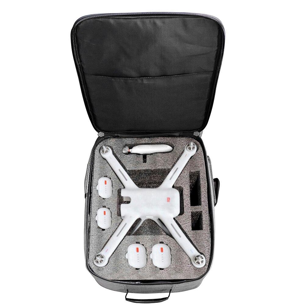 Sacchetto Per XIAOMI Mi 4 k 1080 p FPV Drone RC Quadcopter Carry Borse Zaino Esterno Borsa A Tracolla Antiurto Suave trasporto di Goccia libera