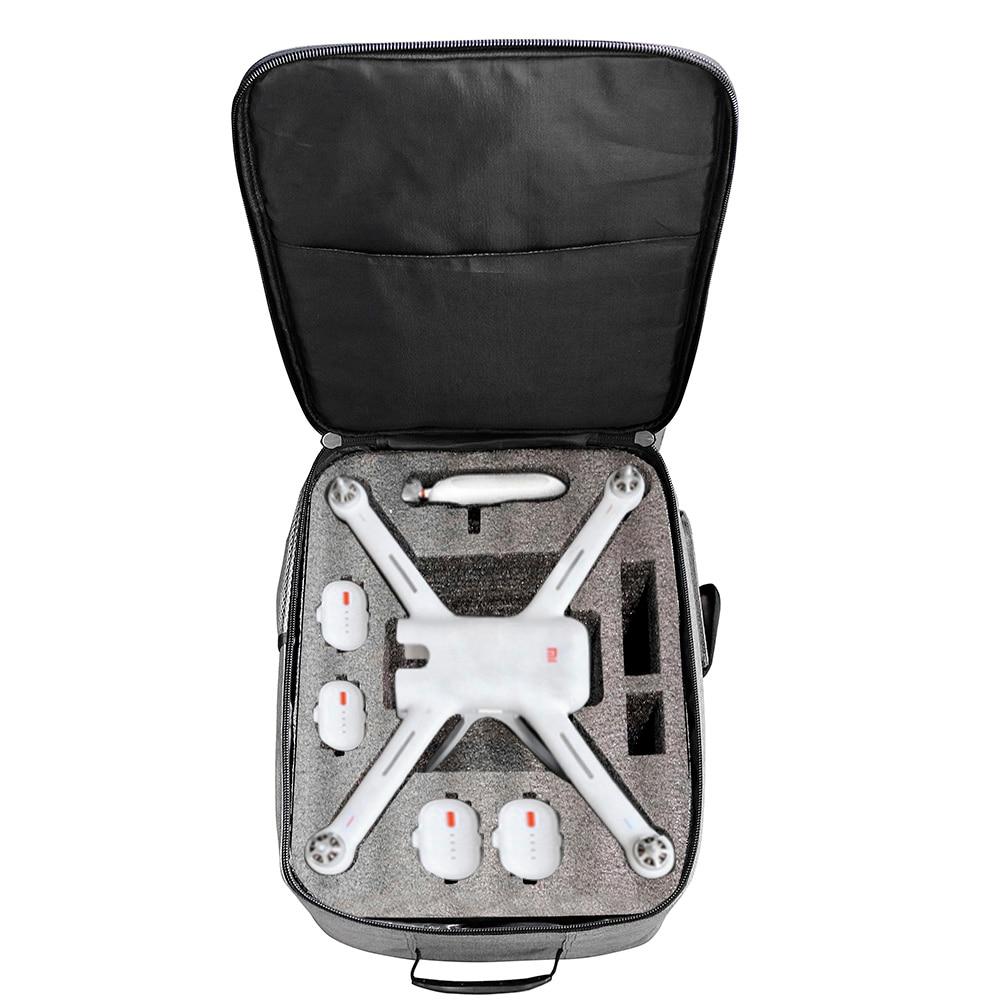 Tasche Für XIAOMI Mi 4 karat 1080 p FPV Drone RC Quadcopters Tragen Taschen Outdoor Rucksack Stoßfest Schulter Tasche Suave freies Drop