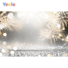 Yeele Wallpaper Carnival Party Bokeh Light Fireworks Photography Backdrop Personalized Photographic Backgrounds For Photo Studio