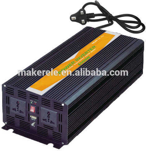 цена на MKP4000-121B-C off grid dc12v ac110v inverter,120 volts inverter continues 4000w pure sine wave inverter with charger