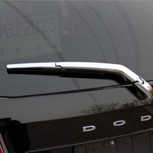 цена на ABS Chrome Car rear window wiper strip cover trim fit for dodge journey fiat freemont 2013 2014 2015 2016