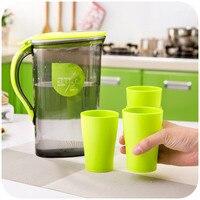 Gratis verzending creative thuis waterkan pot pakketten om 4 pic van koud water ketel warmte set