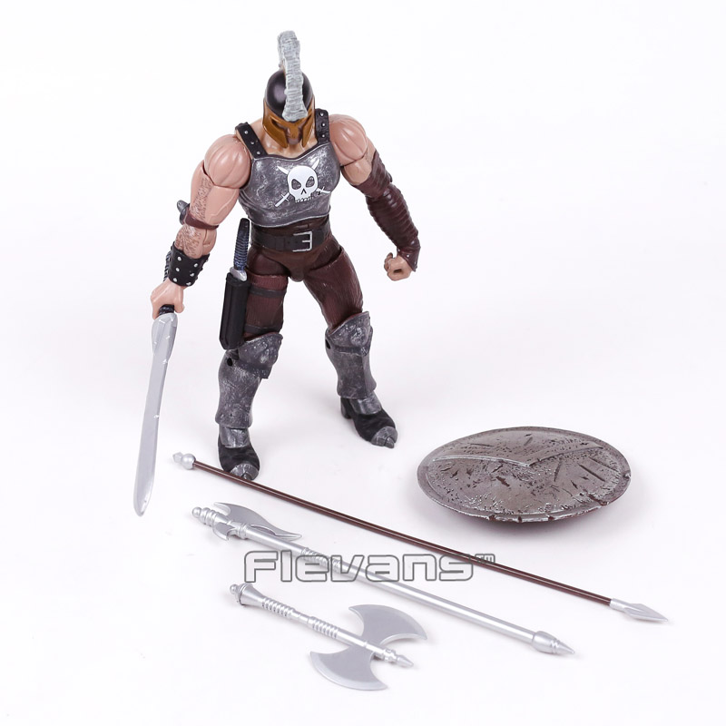 Original  Super Hero Ares PVC Action Figure Collectible Model Toy 7inch 18cm